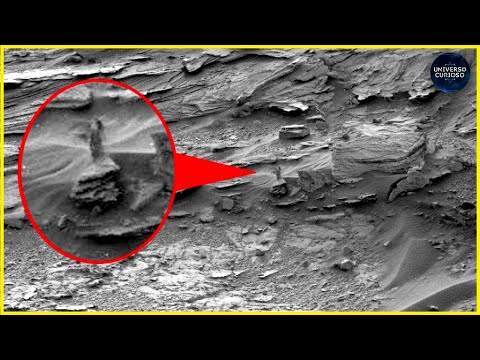 Este ESTRANHO achado em Marte mudará a história!