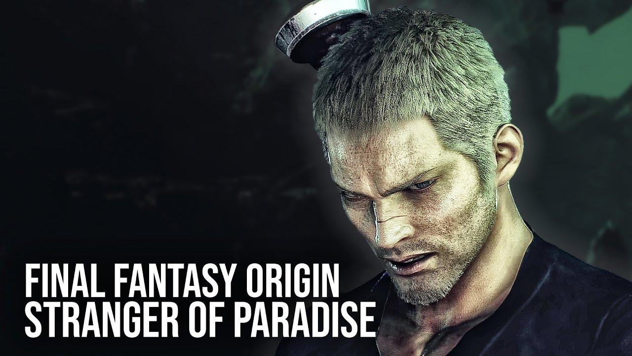 FINAL FANTASY ORIGIN – STRANGER OF PARADISE | Gameplay no PS5