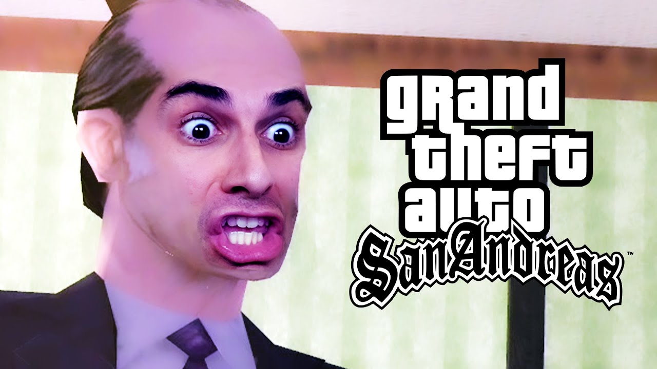 GTA San Andreas #32 – Passeio em LIBERTY CITY!