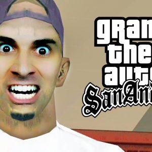 GTA San Andreas #33 - A Mansão do Madd Dogg em Los Santos!