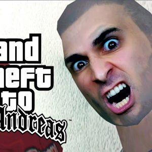 GTA San Andreas #35 - OG Loc vs Madd Dogg!