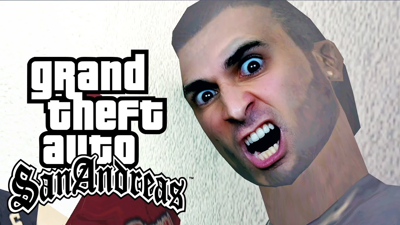 GTA San Andreas #35 – OG Loc vs Madd Dogg!