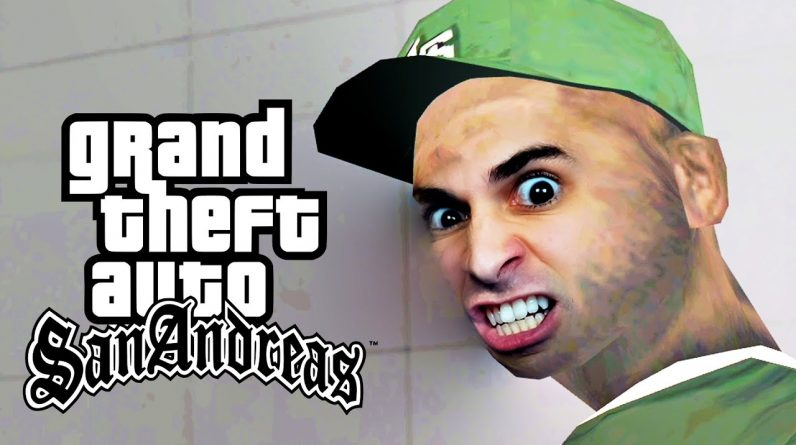 GTA San Andreas #36 - Los Santos no PURO CAOS!!!