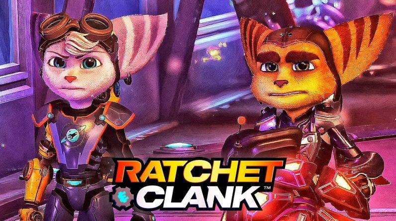 RATCHET & CLANK: RIFT APART #14 - Os Lombax Se Encontram!   PS5 Gameplay em Português PT-BR