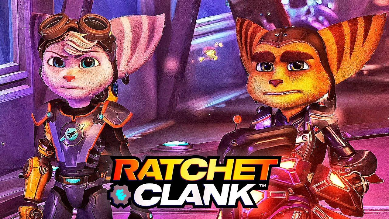 RATCHET & CLANK: RIFT APART #14 РOs Lombax Se Encontram! | PS5 Gameplay em Portugu̻s PT-BR