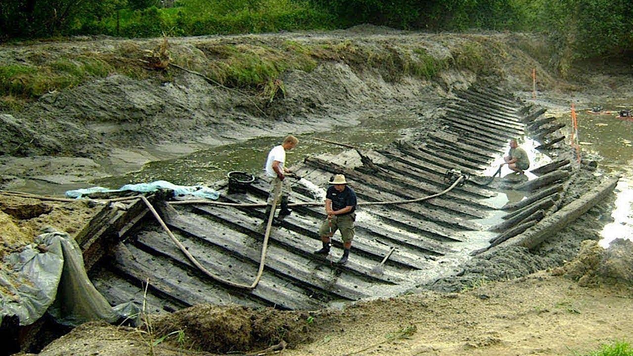 Os arqueólogos descobriram algo que SURPREENDEU a todos!
