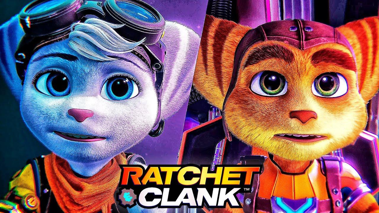 RATCHET & CLANK: RIFT APART #6 РUm Comunicador para Clank!!! | PS5 Gameplay em Portugu̻s PT-BR