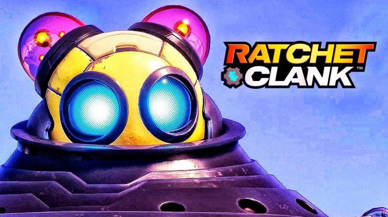 RATCHET & CLANK: RIFT APART #11 - Kit em FÚRIA!   PS5 Gameplay em Português PT-BR
