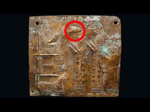 Arqueólogos descobriram objetos estranhos na Turquia!