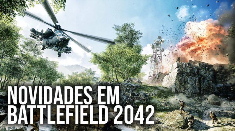 BATTLEFIELD 2042 tem uma NOVIDADE: BF PORTAL!