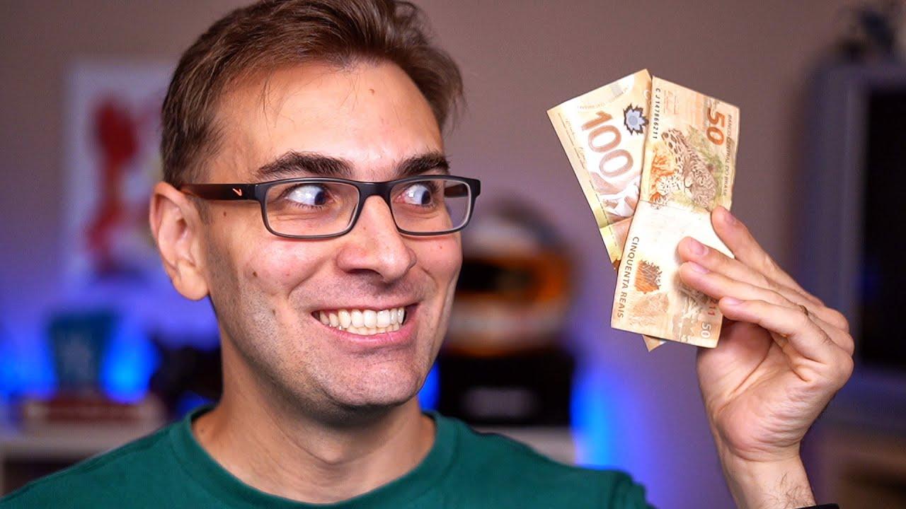 Como um YouTuber Ganha DINHEIRO!?