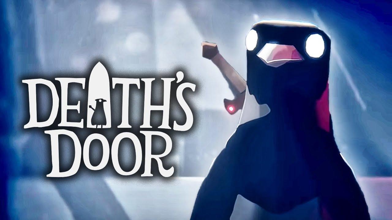 DEATH'S DOOR – Corvinho Souls! | O Início de Gameplay, em Português PT-BR