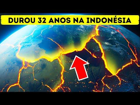 O Maior Terremoto de Todos os Tempos Durou Mais de 30 Anos