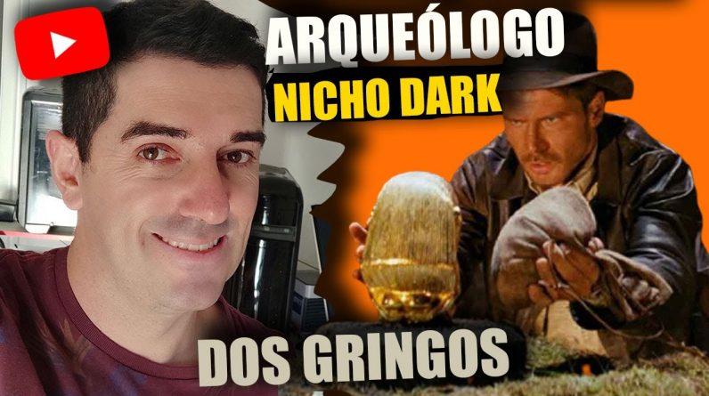 Como Fazer um Canal Dark de Arqueologia & História e Ganhar dinheiro no Youtube