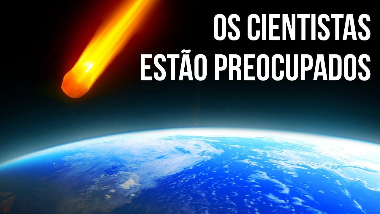 Asteroide de Tamanho Recorde Voa em Direção ao Sol!