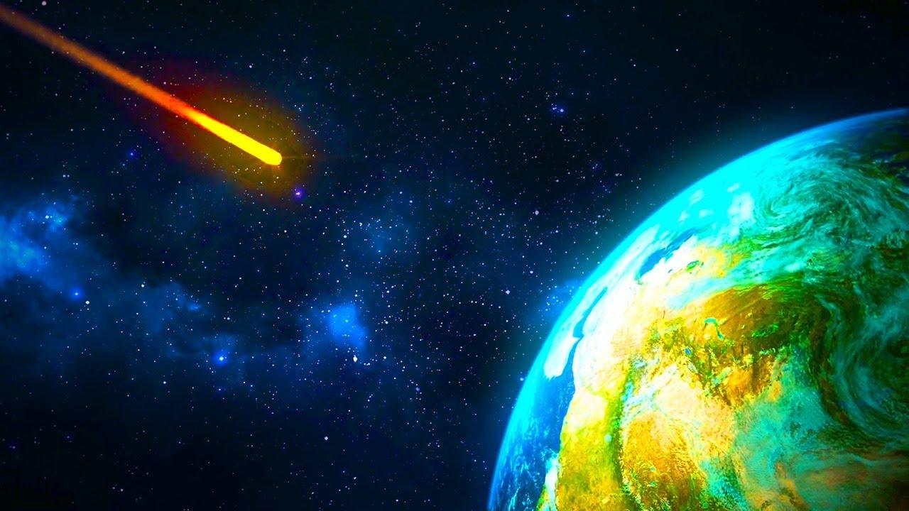 O Asteroide Que Acabou com os Dinossauro Poderia Ser Visto 1 Ano Antes de Atingir a Terra