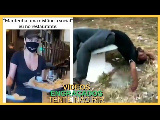 OS MELHORES MEMES E VIDEOS ENGRAÇADOS DA INTERNET #21 – TENTE NÃO RIR