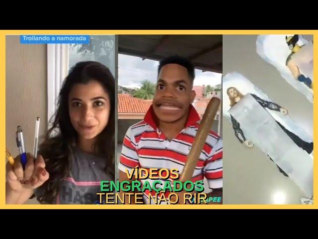 OS MELHORES MEMES E VIDEOS ENGRAÇADOS DA INTERNET #22 – TENTE NÃO RIR