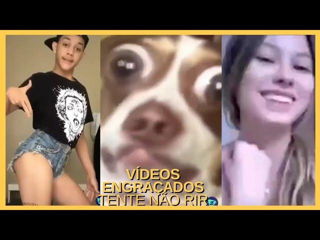 OS MELHORES MEMES E VIDEOS ENGRAÇADOS DA INTERNET #28 – TENTE NÃO RIR