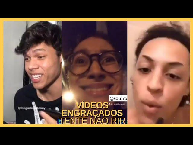 OS MELHORES MEMES E VIDEOS ENGRAÇADOS DA INTERNET #30 – TENTE NÃO RIR
