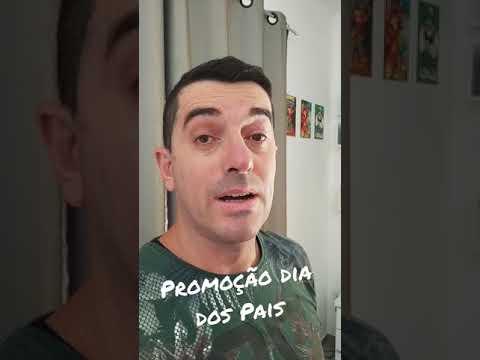 Promoção Pulo do Gato 3.0 #diadospais #shorts