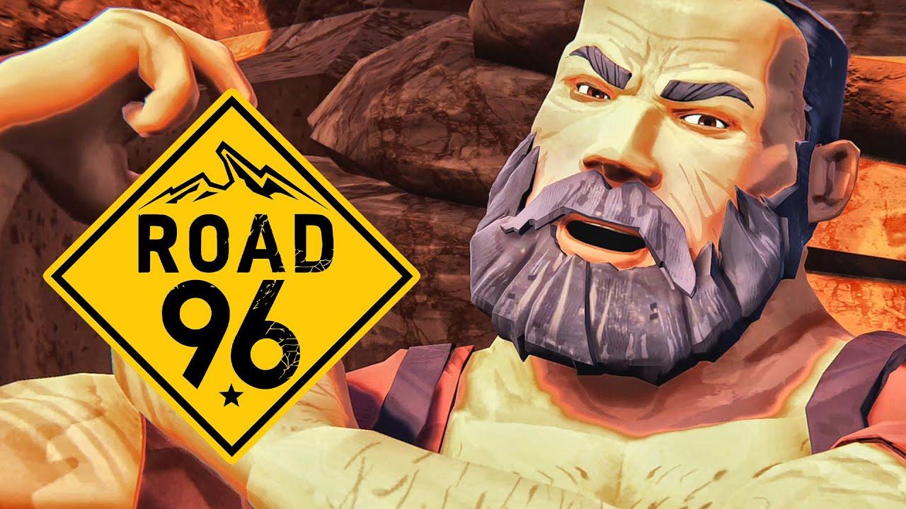 ROAD 96 – Um Jogo de ROAD TRIP!? | Início de Gameplay, em Português PT-BR