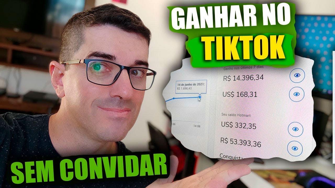 [ SEGREDO ] Como Ganhar Dinheiro no TikTok | Sem convidar Pessoas