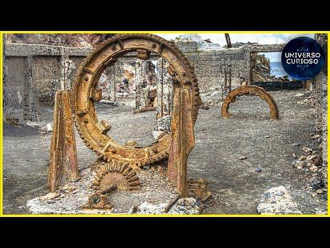 Uma estrutura rara apareceu em uma ilha abandonada!