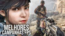 Campanhas de FPS – Jogos de Tiro em Primeira Pessoa! #BRKsEDU