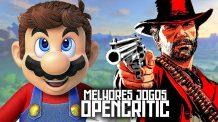Melhores Jogos do OpenCritic! #BRKsEDU