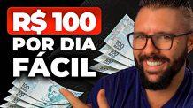 COMO GANHAR R$ 100 POR DIA COMO AFILIADO DO ZERO, rápido e simples
