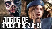 Jogos de Apocalipse Zumbi Que Você Precisa Jogar! #BRKsEDU