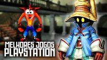 Melhores Jogos de PS1 #BRKsEDU