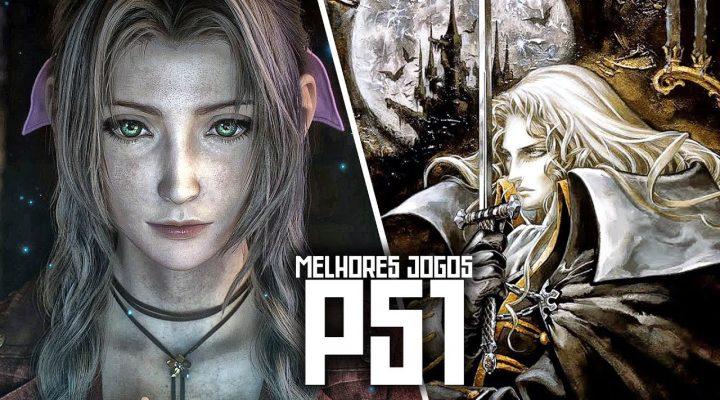 Melhores Jogos de PS1 – Parte 2! #BRKsEDU