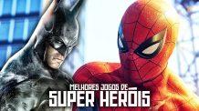 Melhores Jogos de Super Heróis! #BRKsEDU